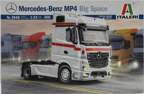 Italeri 1:24 Mercedes Benz MP4 Big Space