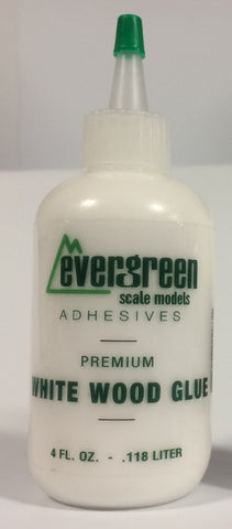 Evergreen 4oz White Wood Glue