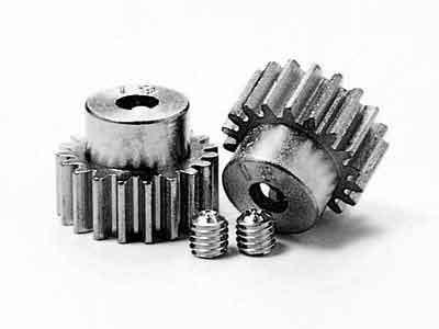 Tamiya Pinion Set 18/19T