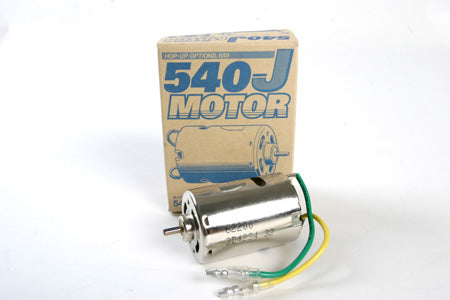 Tamiya Motor 540 J (Rs)  New
