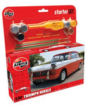 Airfix Triumph Herald Start Set