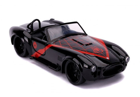 Jada 1:32 Marvel Spiderman 1965 Shelby Cobra 427 S/C