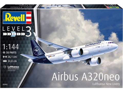 Revell 1:144 Airbus A320neo Lufthansa