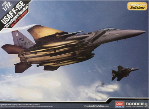 "Academy 1:72 USAF F-15E  ""333rd Fighter Squadron"""