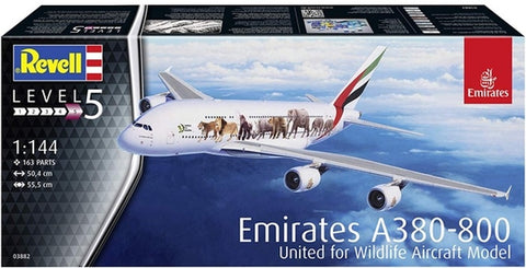 Revell 1:144 Airbus A380 Emirates
