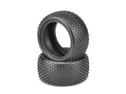 JC 1/10 Nessi Rear Buggy Tyre- Pink Compound