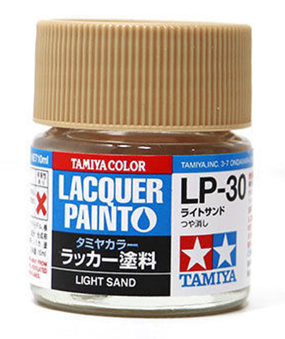 Tamiya Lacquer LP-30 Light Sand