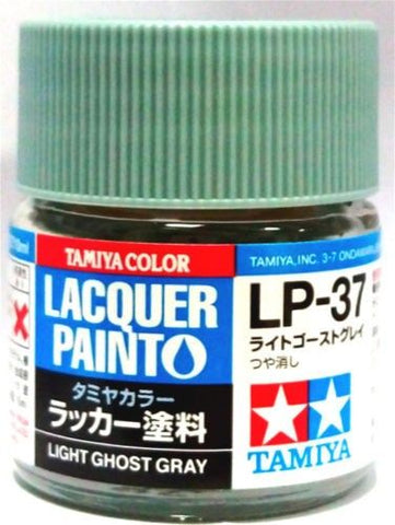 Tamiya Lacquer LP-37 Light Ghost Grey
