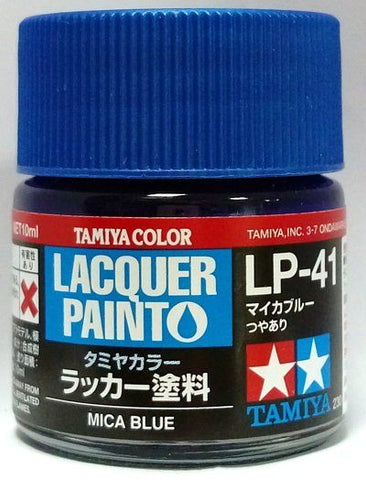 Tamiya Lacquer LP-41 Mica Blue
