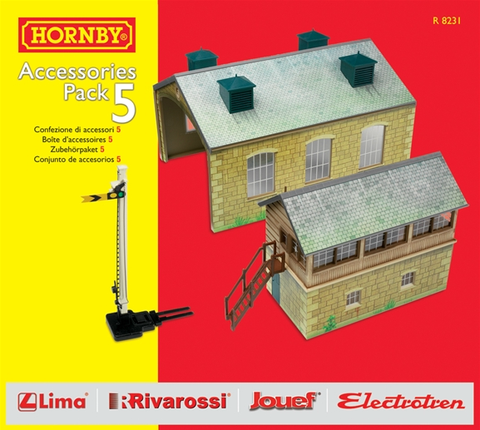 Hornby Accessories Pack 5