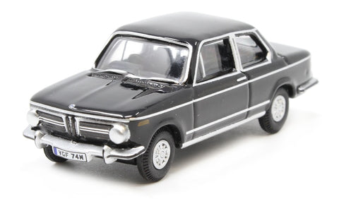 Oxford 1:76 BMW 2002 Black
