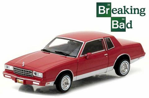 GL 1:43 Breaking Bad 82 Chevy Monte Carl