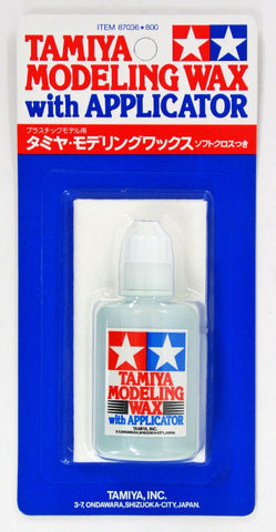 Tamiya Modelling Wax With Appl