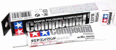 Tamiya Polish Compound  Finish