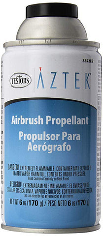 Testors Propellant for Airbrushes