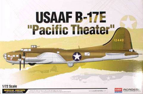 Academy 1:72 USAAF B-17E Pacific Theatre