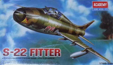 Academy 1/144 S-22 Fitter