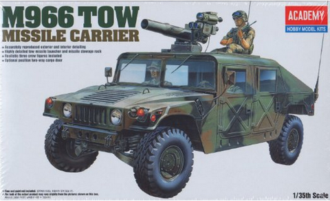 Academy 1/35 M966 Tow Missle Carrier