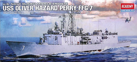 Academy 1:350 USS Oliver Hazard Perry FF