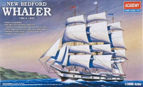 Academy 1/200 New Bedford Whaler C1835