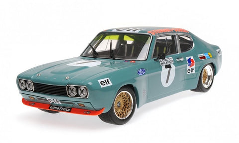 MC 1:18 1972 Ford Capri RS2600 Stewart/Cevert