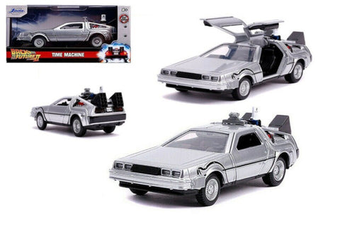 Jada 1:32 Back to the Future II Time Machine