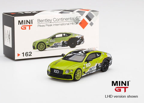MGT 1:64 Bentley Continental GT Pikes Peak