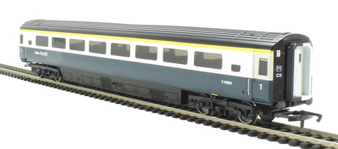 Hornby BR 1st Cl. Intercity Mk.3 Open Coach w/ Lights