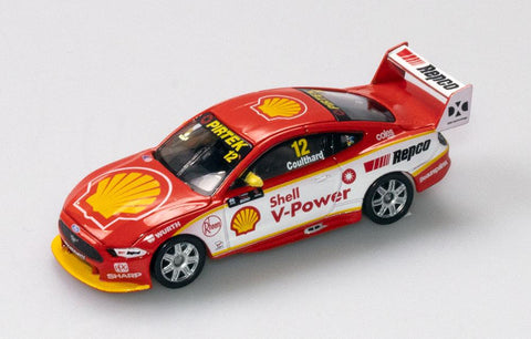 AC 1:64 2019 #12 Shell V Power Mustang