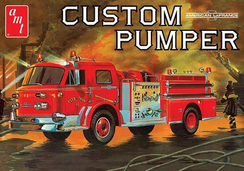 AMT 1:25 ALF Custom Pumper