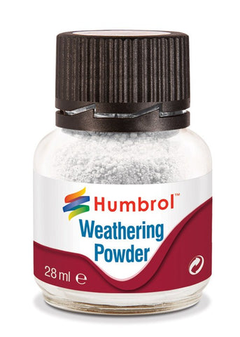 Humbrol Weathering Powder White