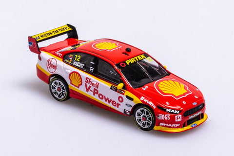 Biante 1:64 FGX Falcon Coulthard/D'Alber