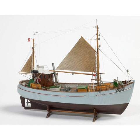 Billing 1:33 Fishing Boat Mary Ann