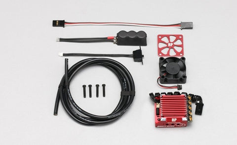 RP Drift Spec RPXII Compitition ESC Red