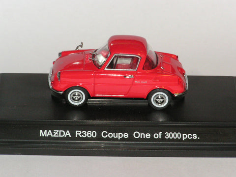 Ebbro Mazda R360 Coupe Red