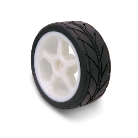 HobbyPro 5 Spoke tyre and rim