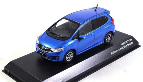 JC 1:43 Honda Fit Sporty Blue Met.