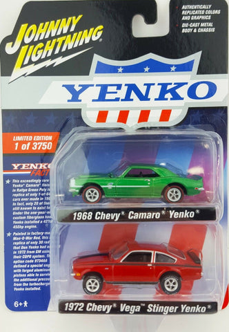 JL 1:64 Yenko Chevy Twin Set