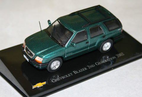 Mag 1:43 2002 Chevy Blazer 2nd Gen