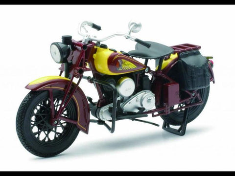 NewRay 1:12 1934 Indian Sport Scout