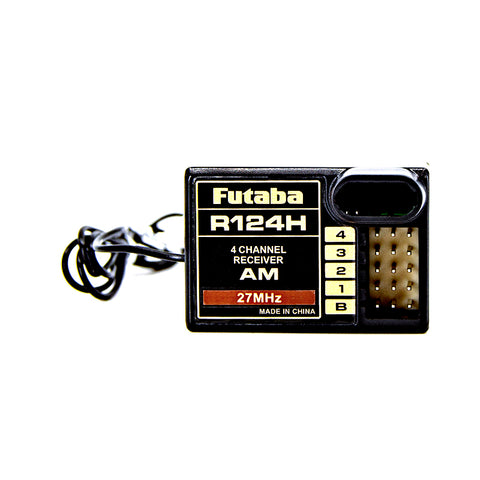 Futaba AM 4CH Mini Receiver