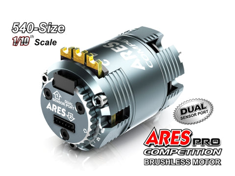 SkyRC Ares Pro 6.5T Brushless Motor