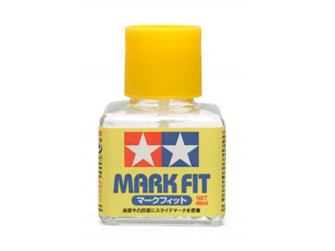 Tamiya Mark Fit Finishing Materials 40ml