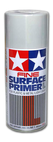 Tamiya Light Gray Fine Surface Primer (L