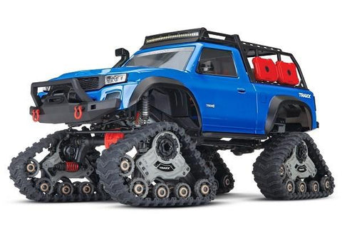 Traxxas TRX-4 Sport Equipped with TRAXX RTR