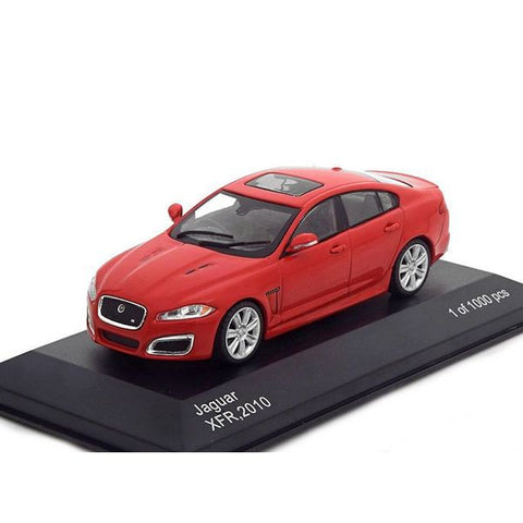 WB 1:43 2010 Jaguar XFR Red