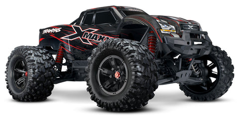 Traxxas X-Maxx 8S 4WD Brushless RTR Monster Truck (Red)