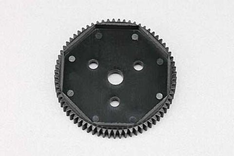 Yokomo 3 Hole Spur Gear 69T Slipper/Dire