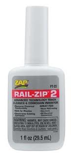ZAP Rail-Zip 2 (29.5ml) Rail clean