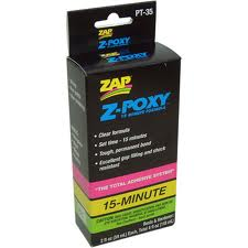 ZAP Z-Poxy 15 Minute (118ml)